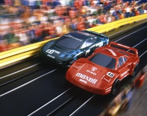 Slot Cars Make a Technological Comeback