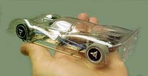 clear-slot-car