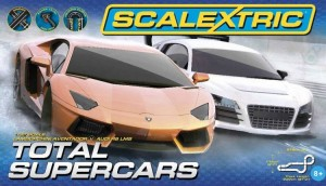 Scalextric Total Supercars Race Set