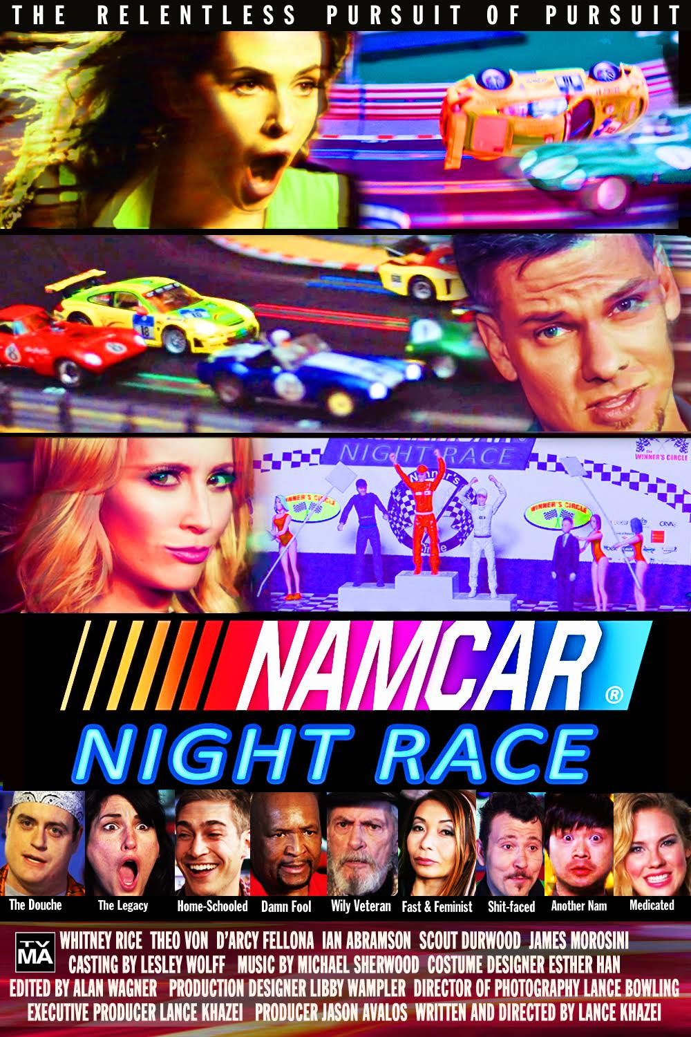NAMCAR Night Race