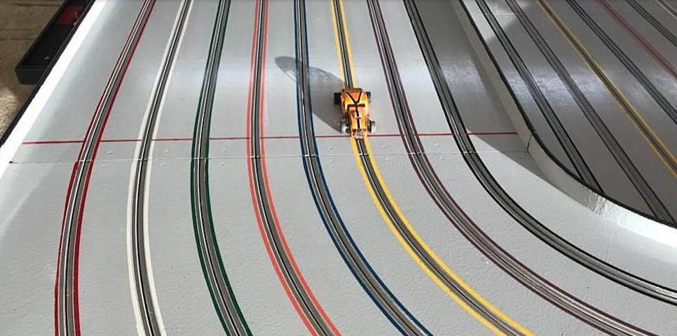 DRIVERS, START YOUR ENGINES! SLOT CAR RACING HAS COME TO SOUTHWEST MICHIGAN
