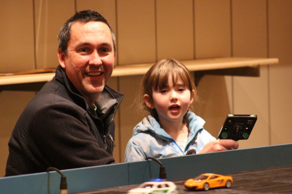 Slot Car Junction marks 10 years in Brunswick, one year in new location, timeless family fun