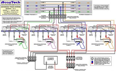 Slot Car Track Wiring Diagram 1